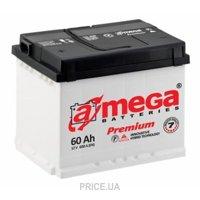 Фото A-Mega 6СТ-60 Аз Premium