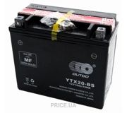 Фото Outdo 6СТ-18 AGM (YTX20-BS)