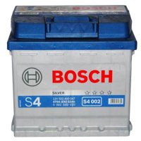 Фото Bosch 6CT-52 Аз S4 Silver (S40 020)