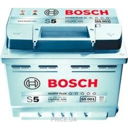 Bosch 6CT-77 АзЕ S5 Silver Plus (S50 080)