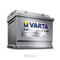 Фото Varta 6СТ-77 SILVER dynamic (E44)