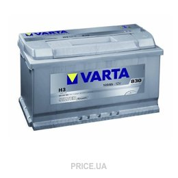 Varta 6СТ-100 SILVER dynamic (H3)