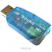 Фото Звуковая карта Dynamode USB-Soundcard2