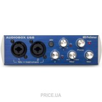Фото Звуковая карта PreSonus AudioBox USB 2x2