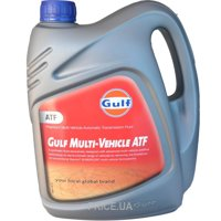 Фото Gulf Oil MULTI-VEHICLE ATF 4л