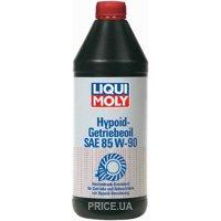 Сравнить цены на Liqui Moly Hypoid-Getriebeoil GL-5 85W-90 1л (1956)