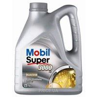 Фото MOBIL Super 3000 XE 5W-30 4л