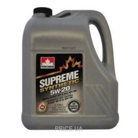 Фото Petro-Canada SUPREME SYNTHETIC 5W-20 4л