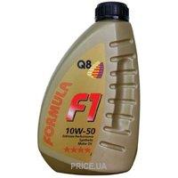 Фото Q8 Formula F1 10W-50 1л