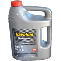 Фото TEXACO Havoline Ultra S 5W-40 5л