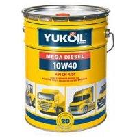 Фото Yukoil MEGA Diesel 10W-40 20л