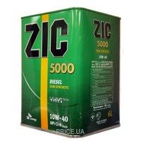 Фото ZIC 5000 10W-40 6л
