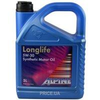 Фото Alpine Longlife 5W-30 5л