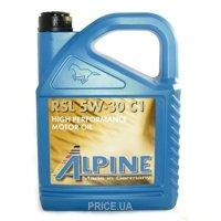 Фото Alpine RSL 5W-30 C1 5л