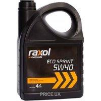 Фото Raxol Eco Sprint 5W-40 4л