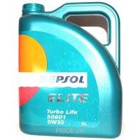 Фото Repsol Elite Turbo Life 50601 0w-30 5л
