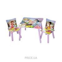 Фото Delta Children Набор детской мебели Феи (TT89200FR)