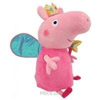 Фото Peppa Pig Пеппа Принцесса с короной и волшебной палочкой (45 см) (24210)