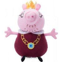Фото Peppa Pig Папа Свин Король 30 см (31154)