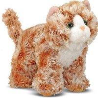 Фото Melissa&Doug Оранжевый полосатый котенок Трикси (MD7540)