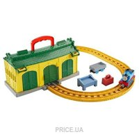 Фото Fisher Price Thomas&Friends Станция Тидмаус (DGC10)