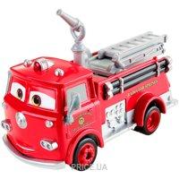 Фото Mattel Пожарная машина Ред 3 в 1 серии Дай пять из м/ф Тачки (DKV37)