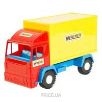 Фото Wader Контейнеровоз Mini truck (39210)