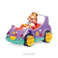 Фото Tolo Toys Машинка с фигуркой девочки Первые друзья (89615)