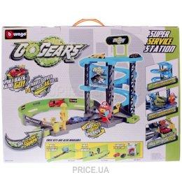 Bburago Трек GoGears Скоростной подъем (18-30261)
