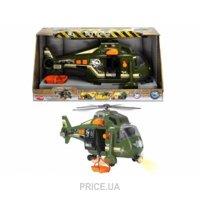 Фото Dickie Toys Военный геликоптер Воздушные силы (3308363)