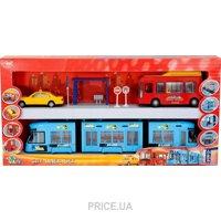 Фото Dickie Toys Городской транспорт (3314283)