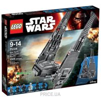 Фото LEGO Star Wars 75104 Командный шаттл Кайло Рен