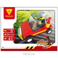 Фото Dreamlock Пожарные спасатели Спасательная машина (4121)