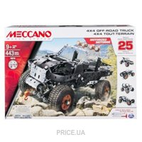 Фото Meccano Multimodels 6028599 4x4 Off-Road Truck