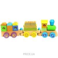 Фото Viga Toys Поезд 50572B