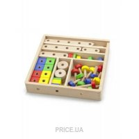 Фото Viga Toys Construction Set 50490