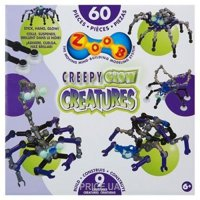 Фото ZOOB Creatures Creepy Glow 14003