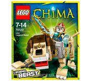 Фото LEGO Legends of Chima 70123 Лев