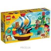 Фото LEGO Duplo 10514 Пиратский корабль Джейка