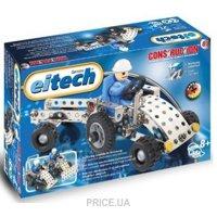 Фото Eitech C81 Трактор с прицепом