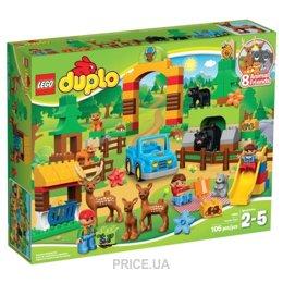 Фото LEGO Duplo 10584 Лесной заповедник