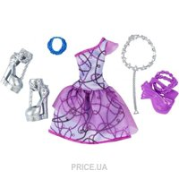 Фото Mattel Мonster Нigh набор одежды Отпадный прикид (DXW87)
