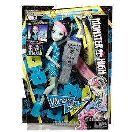 Mattel Monster High Салон Стильновольтных причесок Френки (DNX36)
