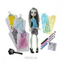Фото Mattel Модный буутик Френки Monster High (DNM27)