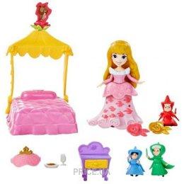Фото Hasbro Принцесса Аврора и сцена из фильма (B5341_B5342)
