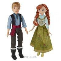 Фото Hasbro Frozen Анна и Кристофф (B5168)