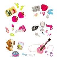 Фото Mattel Barbie Мини-набор Веселая игра (CMJ36)