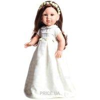Фото Paola Reina Кукла Норма в белом платье 40 см (06041)