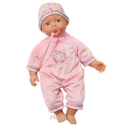 Zapf Creation My Little Baby born Нежная кроха (819753)