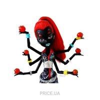 Фото Mattel Monster High Вайдона Спайдер из серии Я люблю моду (CBX44)